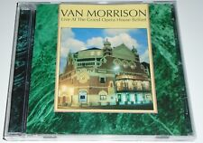 VAN MORRISON live at the grand opera house belfast CD out of print 1998 remaster