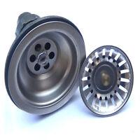 Kitchen-Sink-Basin-Strainer-Drain-Drainer-Waste-Plug-Hole-Waste-Filter-Strainer