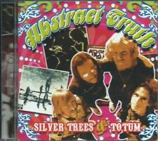 ABSTRACT TRUTH - SILVER TREES + TOTUM 70 SOUTH AFRICAN ROCK PSYCH EXOTIC 2on1 CD