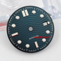 31mm sterile watch Dial Fit eta 2836/2824 2813/3804 Miyota 8215 821A movement