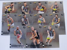 2020 AFL FOOTY STARS PRESTIGE COMMON TEAM SET COLLINGWOOD