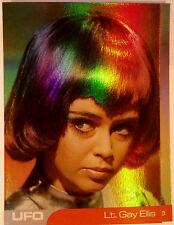UFO - LIEUTENANT GAY ELLIS - Mirror Foil Card F5 - Unstoppable Cards Ltd 2016
