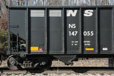 Norfolk Southern H65 & H69 Hopper Car Decals N Scale N172