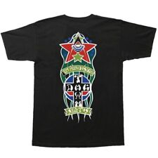 Dogtown Jim Muir Triplane Skateboard T Shirt Black Xl