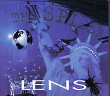 Lens-The Spider cd maxi single