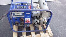 Stromerzeuger-Bosch BSKA 5, 2-Takt Sachs Stamo 282- 5KVA-400/230V THW/Feuerwehr