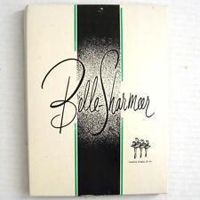 3 Pairs Vintage Belle Sharmeer Modite Seamless Nylon Stockings 9.5-10 Med in Box