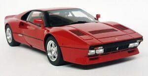 GT Spirit 1/18 Scale - Ferrari 288 GTO Rosso Corsa Red Resin Model Car