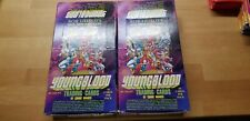 Youngblood Trading Card Hobby Box full and partial 78 packs