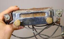 Vintage Delco Radio Chevrolet Truck Car Dash Accessory knobs for Parts Repair
