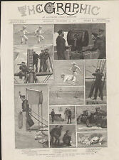 1887 SEARCH FOR THE MISSING GUNBOAT WASP ON THE PARACEL CORAL REEFS CHINA SEAS