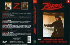 Zorro * Volume 4 / Épisode 7 à 12 * DVD NEUF * sous blister