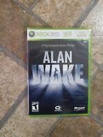 Alan Wake (Microsoft Xbox 360, 2010) Sealed Fast Ship