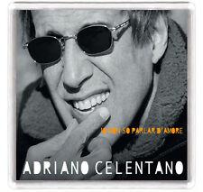 ADRIANO CELENTANO - IO NON SO PARLAR D'AMORE FRIDGE MAGNET IMAN NEVERA