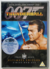 JAMES BOND / THUNDERBALL / SEAN CONNERY / 2 DISC ULTIMATE EDITION / UA 1965