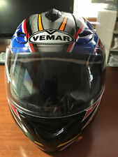 VEMAR ANTHONY WEST REPLICA HELMET.TOP OF THE RANGE  SIZE 56/SML