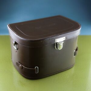 genuine Bessamatic ULTRAMATIC leather case box Voigtlander bag ☆☆☆☆