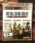 Metal Gear Solid - HD Collection - PS3 - Sony Playstation 3 - Brand NEW - Sealed
