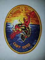 Boy Scout OA Section SR-1A 2009 Conclave Patch Camp Hood