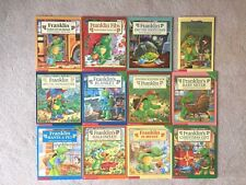 Lot of 12 Franklin The Turtle Scholastic Paperback Books - Excellent!