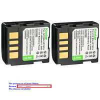 Kastar Replacement Battery for JVC BN-VF707 & JVC GR-D347 GR-D347U GR-D347US