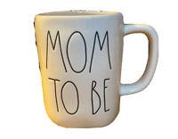 "New RAE DUNN Artisan Collection LL ""MOM TO BE"" Mug By Magenta"