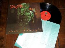 Kayak - Phantom Of The Night 1978 LP Janus Records Keep The Change Daphne NM-/EX