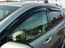 In-Channel Vent Visors for 2006 - 2014 Subaru Tribeca
