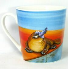 Platypus This is Australia by Wendy Binks for Maxwell & Williams Mug Porcelain