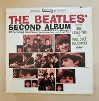 The Beatles Second Album Original Stereo 1st Pressing ST 2080