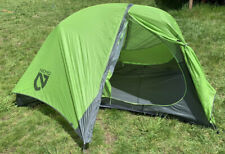 NEMO Hornet Ultralight Backpacking 2 Person Tent Used W/ Footprint
