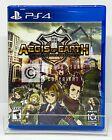 Aegis of Earth: Protonovus Assault - PS4 - Brand New | Factory Sealed