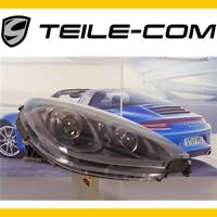 -50% ORIG. Porsche Macan 95B Xenon Scheinwerfer schwarz RECHTS / Headlamp RIGHT