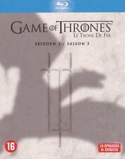 BLU-RAY - GAME OF THRONES  SEIZOEN 3 / SAISON 3  (NEW SEALED)