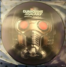 GUARDIANS OF THE GALAXY Vol.1  picture disc  (LP Vinyl) New Sealed