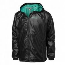 JACKET Windbreaker Hooded Formula One 1 Mercedes AMG Petronas F1 NEW! Black XS