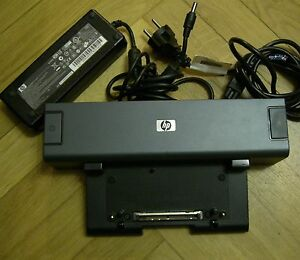 HP Compaq mobile workstation DockingStation nw9440 nw8440 nx9420 nx8420 Netzteil