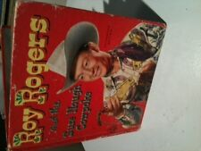 Roy Rogers and the Sure 'Nough Cowpoke vintage and rare kids book