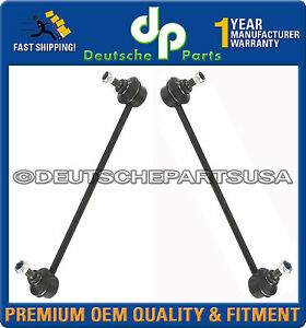 Volvo V40 S40 Front Stabilizer Sway Bar Link Links PAIR LEFT + RIGHT 30884179
