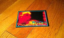 1981 Vintage TRON Movie Film Motion Picture Trading Card #23 Walt Disney Vintage