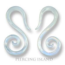 Paar ! Ohrringe Handarbeit Muschel Shell Earrings Piercing Design 309