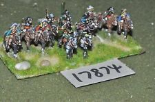 15mm ECW / english - civil war northamptons cav regt 11 cavalry - cav (17874)