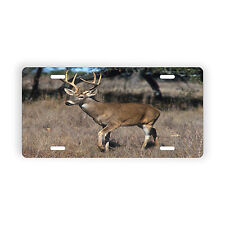 Truck Car Vehicle Deer Vanity License Plate Auto Tag