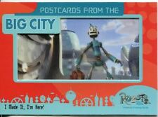 Robots The Movie Postcards From The Big City Chase Card PC-6