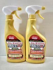 2 Pack Yard & Garden Insect Killer - Dr Earth Inc Organic Gardening 24oz Spray