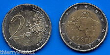 Estonia 2 Euro 2011 Eesti Coin Europe Paypal Skrill OK