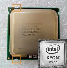 ntel Xeon X5460 3.16 GHz Quad-Core @ Core 2 Quad Q9650 LGA 775 1333 MHz FSB CPU