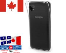 Étui transparent protecteur Alcatel / SHOCKPROOF Clear Case Alcatel 1 1B U50 A50
