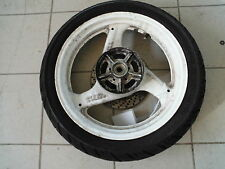 6.3 Suzuki GS 500 E GM51B Rim Rear Rear Wheel 3,50 x 17 inch + TYRES