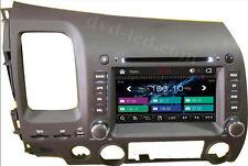 2006-2011 Honda Civic navigation Radio Stereo Car DVD GPS player Headunit Ipod